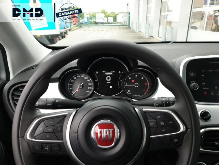 Fiat 500x 1.6 Multijet 120ch Ligue 1 Conforama - Visuel #7