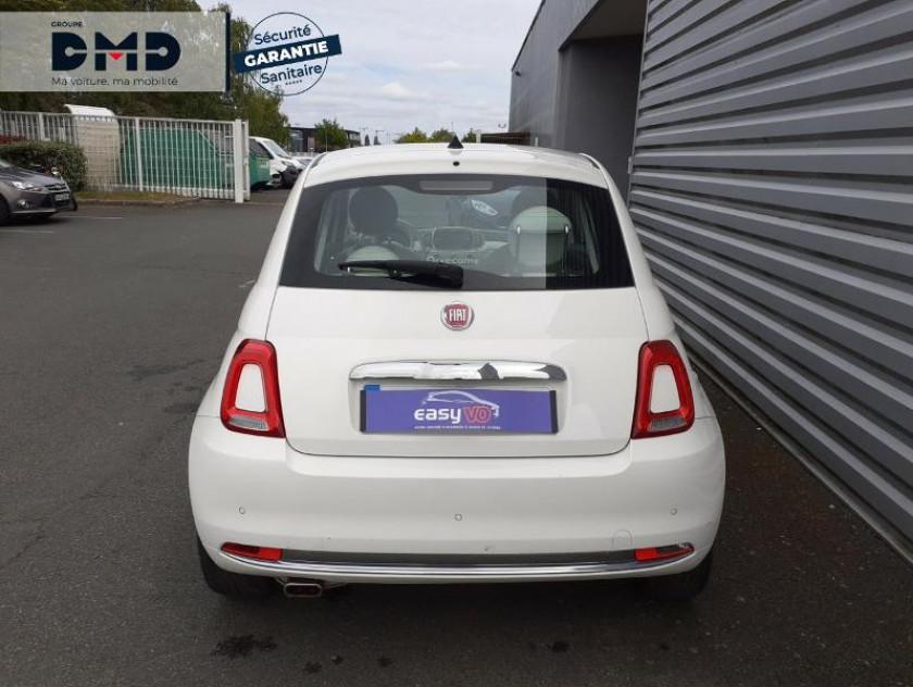 Fiat 500 1.2 8v 69ch Lounge - Visuel #11