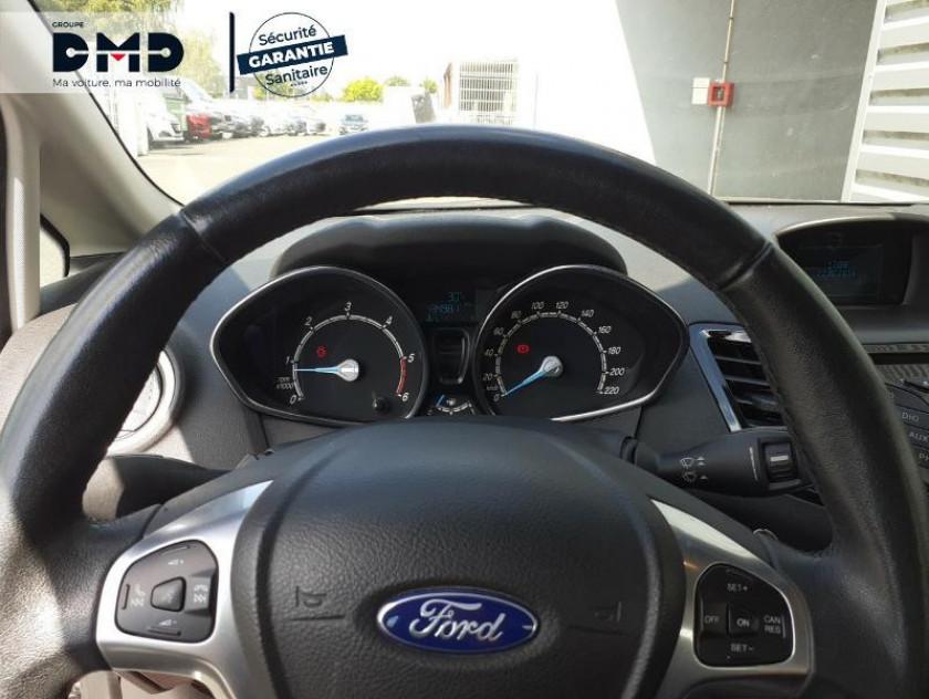 Ford Fiesta 1.5 Tdci 75ch Fap Titanium 5p - Visuel #7