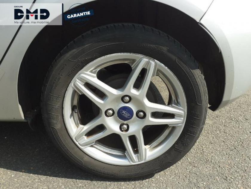 Ford Fiesta 1.5 Tdci 75ch Fap Titanium 5p - Visuel #13