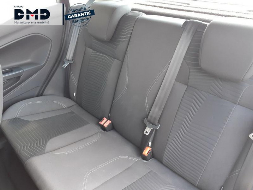 Ford Fiesta 1.5 Tdci 75ch Fap Titanium 5p - Visuel #10