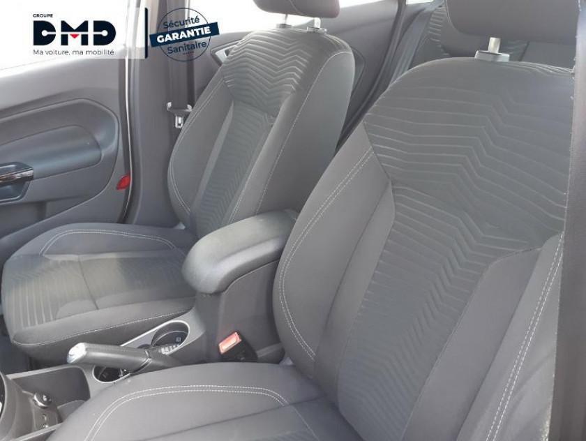 Ford Fiesta 1.5 Tdci 75ch Fap Titanium 5p - Visuel #9