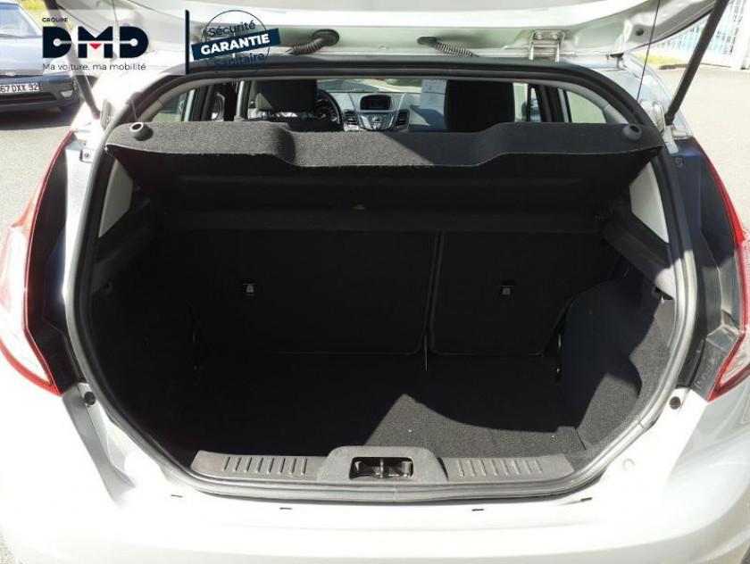 Ford Fiesta 1.5 Tdci 75ch Fap Titanium 5p - Visuel #12