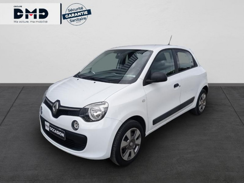 Renault Twingo 1.0 Sce 70ch Intens Boîte Courte Euro6 - Visuel #1