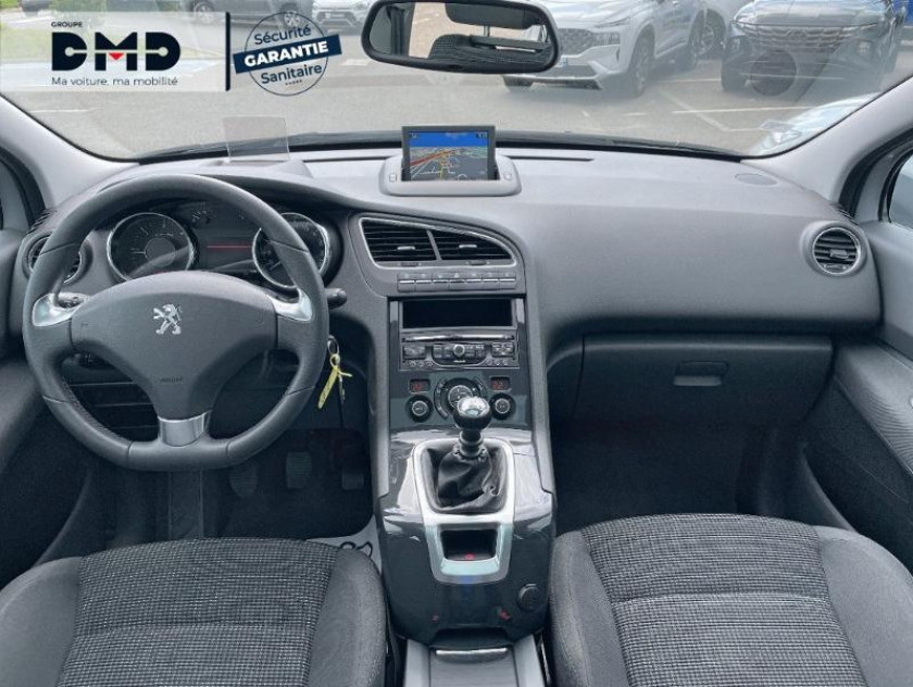 Peugeot 5008 1.6 Hdi 115ch Fap Allure - Visuel #5