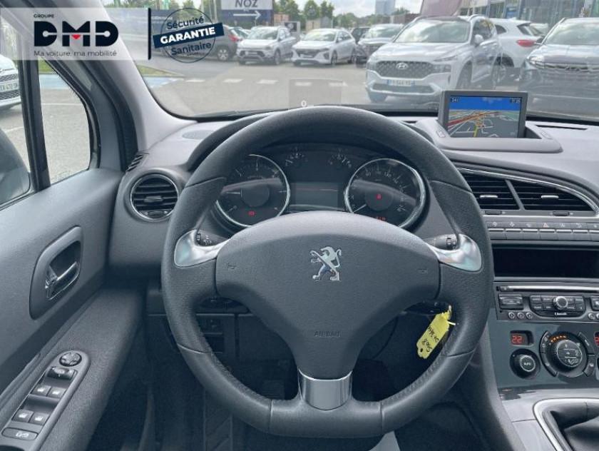 Peugeot 5008 1.6 Hdi 115ch Fap Allure - Visuel #7