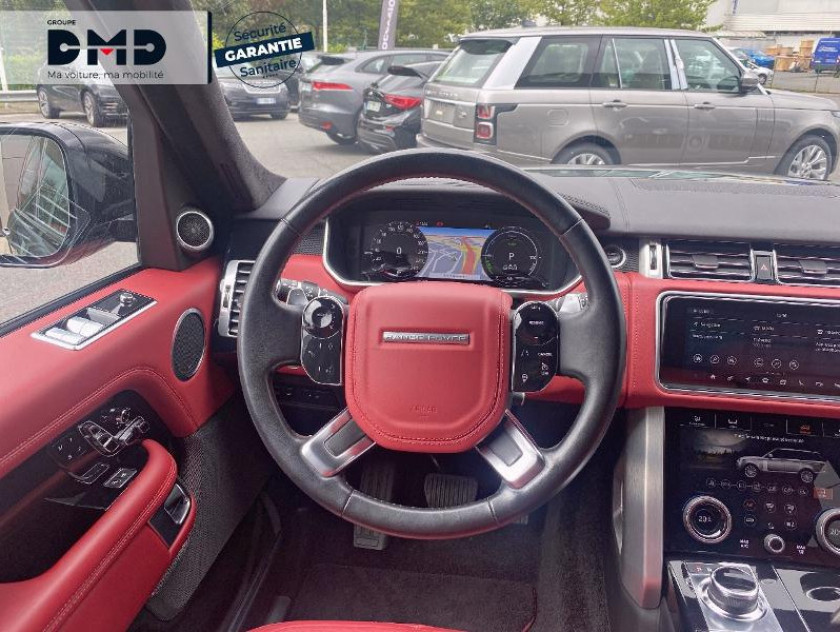 Land Rover Range Rover 2.0 P400e 404ch Autobiography Swb Mark Viii - Visuel #7