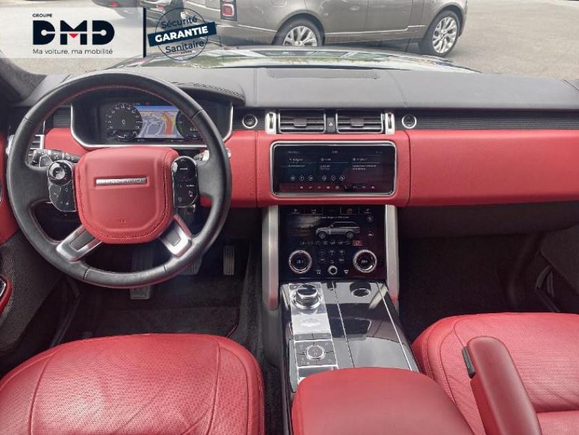 Land Rover Range Rover 2.0 P400e 404ch Autobiography Swb Mark Viii - Visuel #5