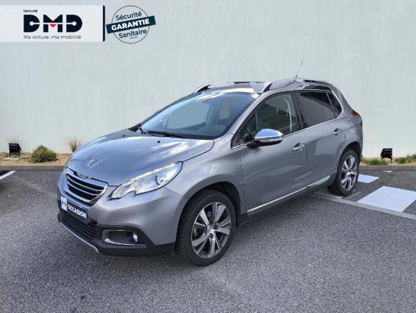 Peugeot 2008 1.6 E-hdi115 Fap Allure - Visuel #1