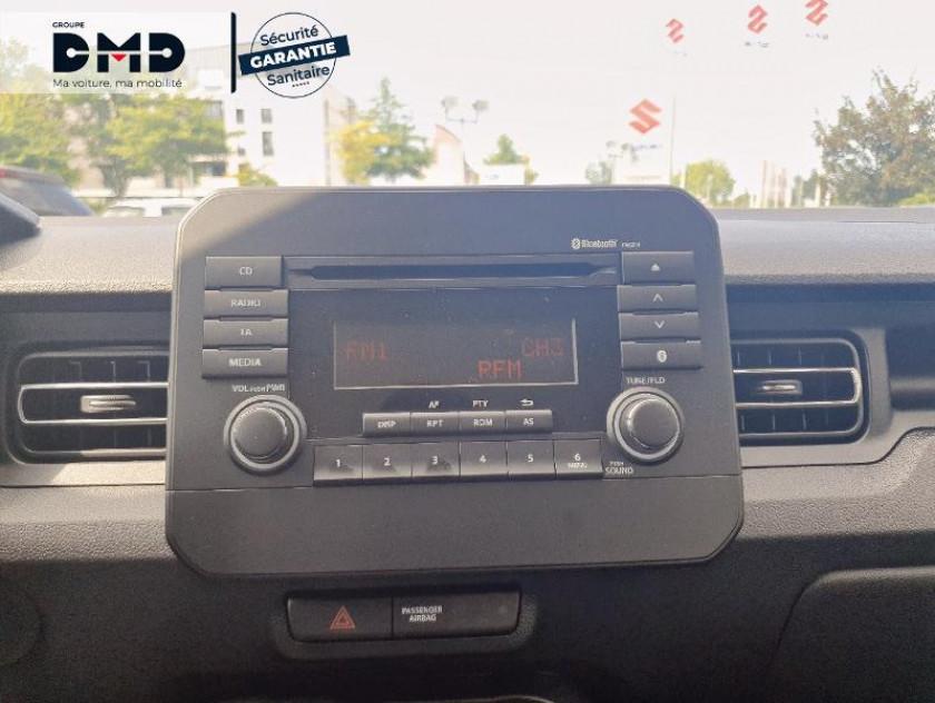 Suzuki Ignis 1.2 Dualjet Hybrid 83ch Avantage - Visuel #6
