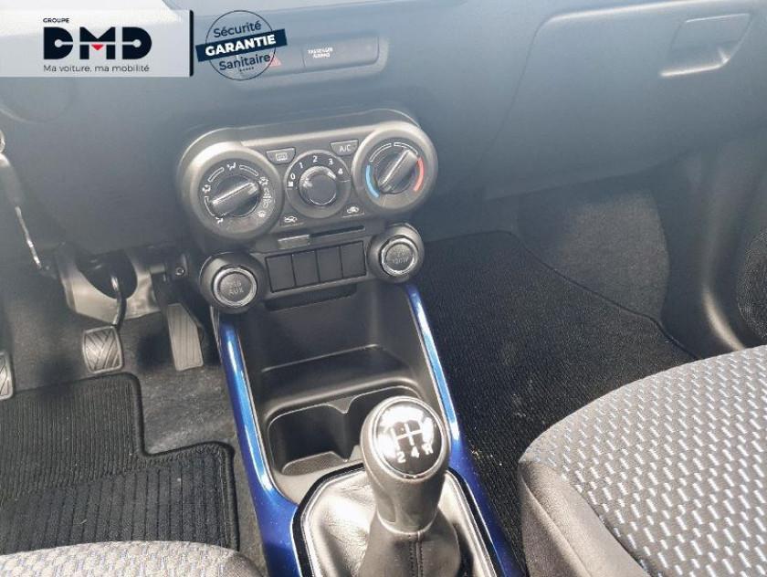 Suzuki Ignis 1.2 Dualjet Hybrid 83ch Avantage - Visuel #8