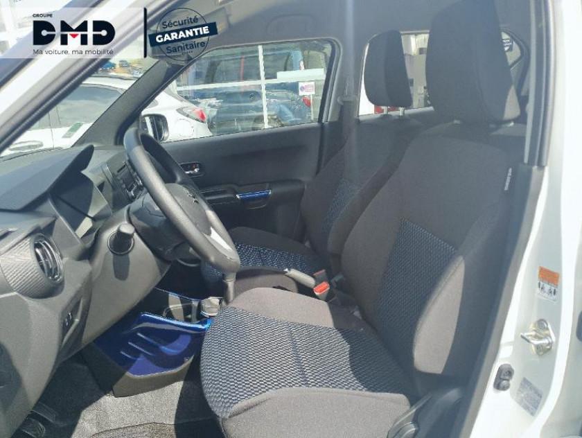 Suzuki Ignis 1.2 Dualjet Hybrid 83ch Avantage - Visuel #9