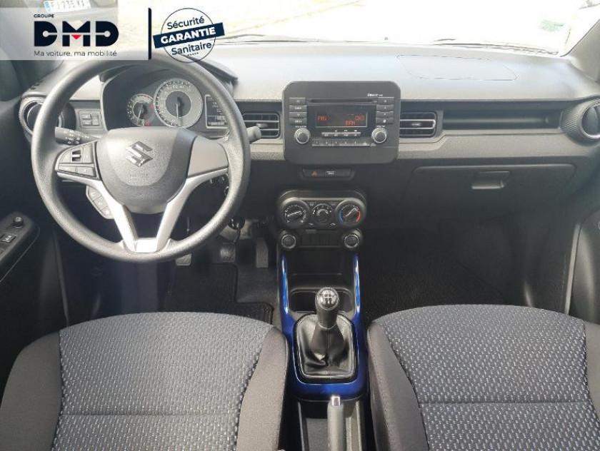 Suzuki Ignis 1.2 Dualjet Hybrid 83ch Avantage - Visuel #5