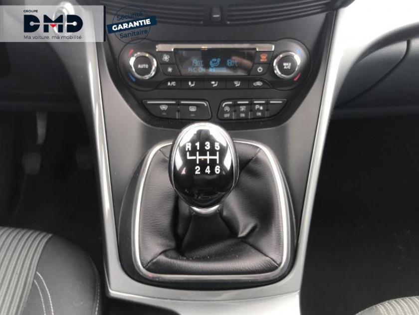 Ford C-max 1.0 Scti 125ch Ecoboost Stop&start Titanium X - Visuel #8