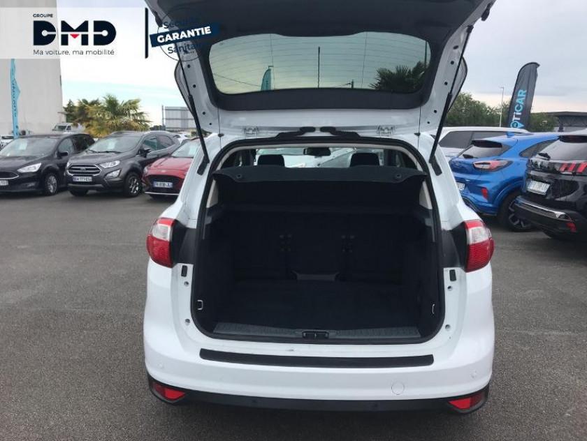 Ford C-max 1.0 Scti 125ch Ecoboost Stop&start Titanium X - Visuel #12