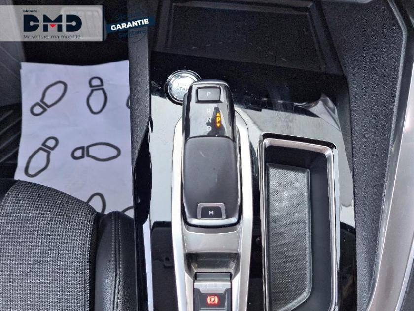 Peugeot 5008 1.2 Puretech 130ch E6.c Allure S&s Eat8 - Visuel #8