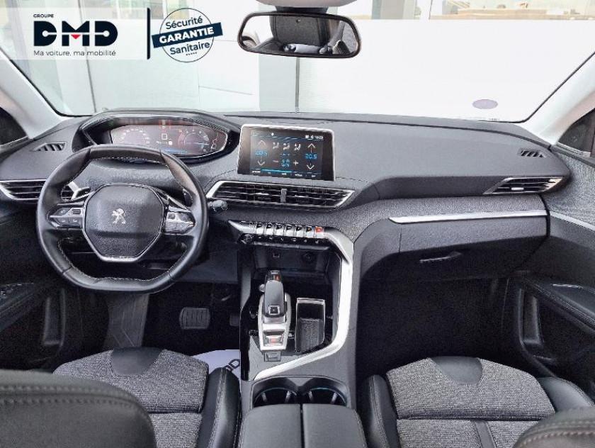 Peugeot 5008 1.2 Puretech 130ch E6.c Allure S&s Eat8 - Visuel #5