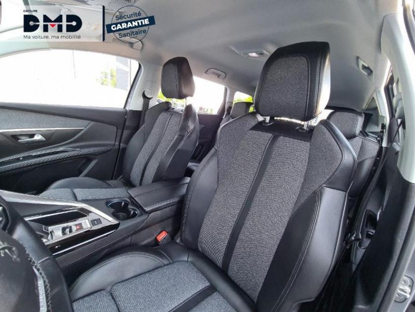 Peugeot 5008 1.2 Puretech 130ch E6.c Allure S&s Eat8 - Visuel #14