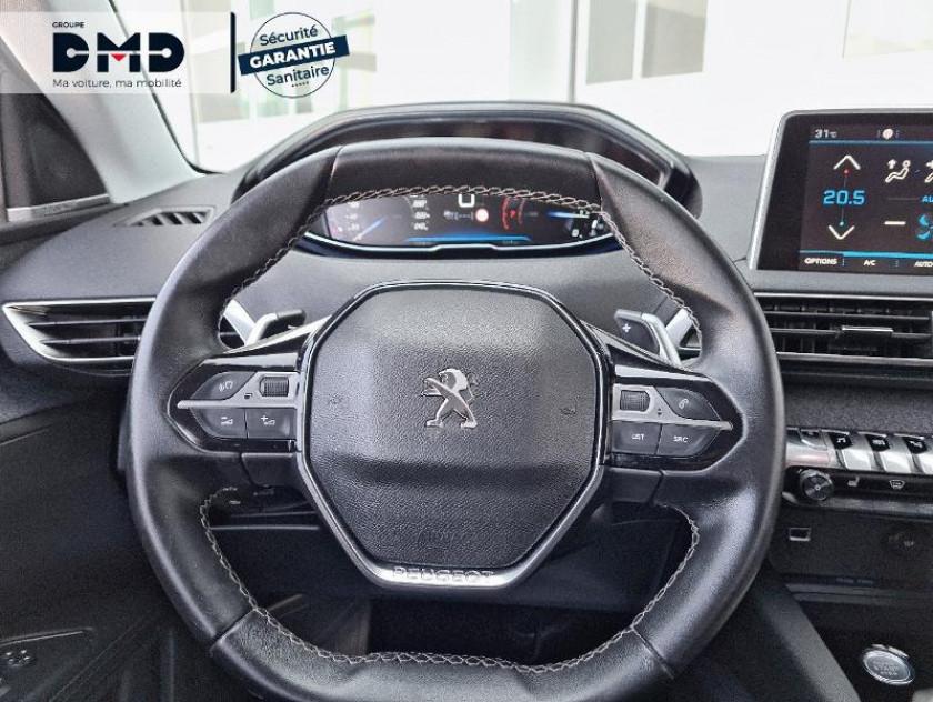 Peugeot 5008 1.2 Puretech 130ch E6.c Allure S&s Eat8 - Visuel #7