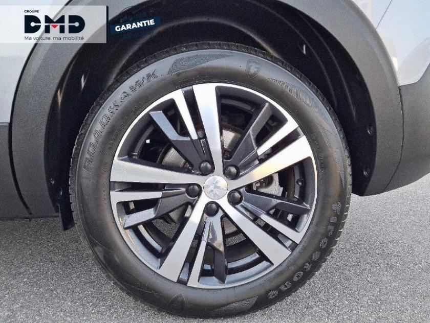 Peugeot 5008 1.2 Puretech 130ch E6.c Allure S&s Eat8 - Visuel #13