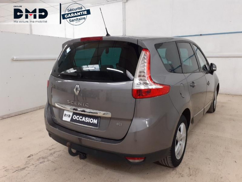 Renault Grand Scenic 1.5 Dci 110ch Energy Business Eco² Euro6 7 Places 2015 - Visuel #3