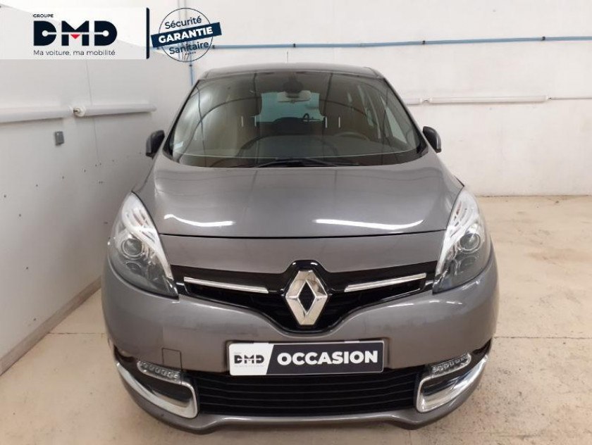 Renault Grand Scenic 1.5 Dci 110ch Energy Business Eco² Euro6 7 Places 2015 - Visuel #4