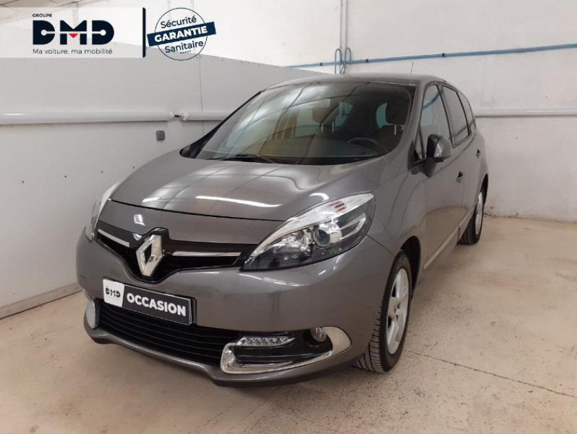 Renault Grand Scenic 1.5 Dci 110ch Energy Business Eco² Euro6 7 Places 2015 - Visuel #15