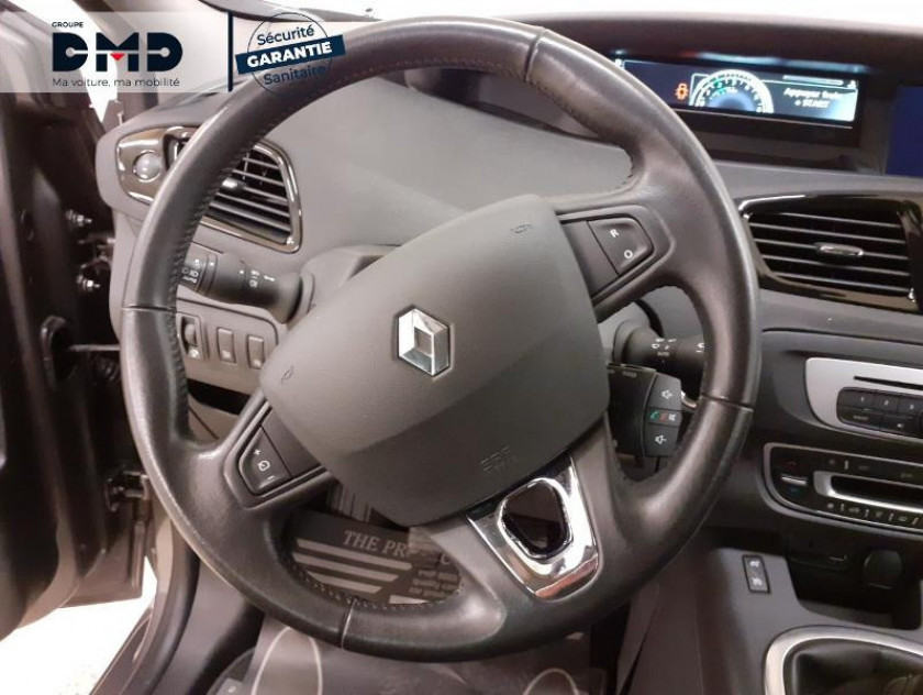 Renault Grand Scenic 1.5 Dci 110ch Energy Business Eco² Euro6 7 Places 2015 - Visuel #7