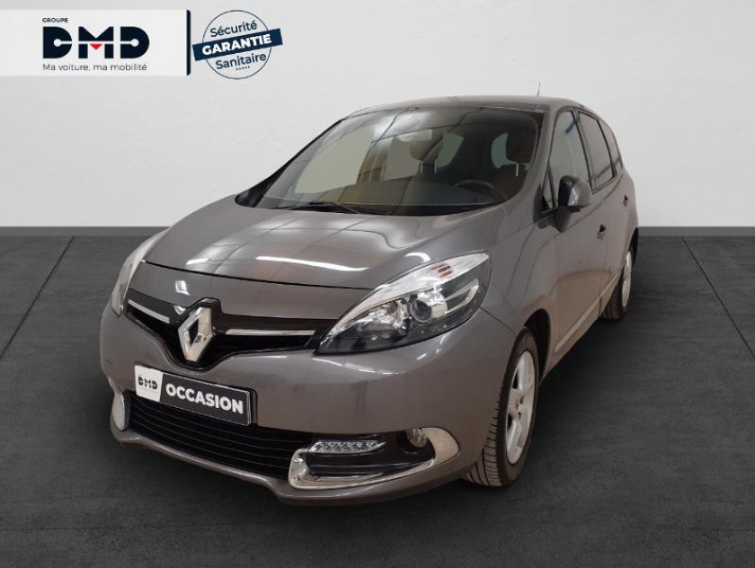 Renault Grand Scenic 1.5 Dci 110ch Energy Business Eco² Euro6 7 Places 2015 - Visuel #1