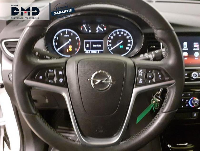 Opel Mokka X 1.4 Turbo 140ch Bicarburation Black Edition 4x2 - Visuel #7
