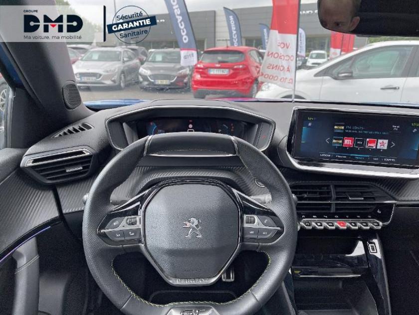 Peugeot 2008 E-2008 136ch Gt Line - Visuel #7