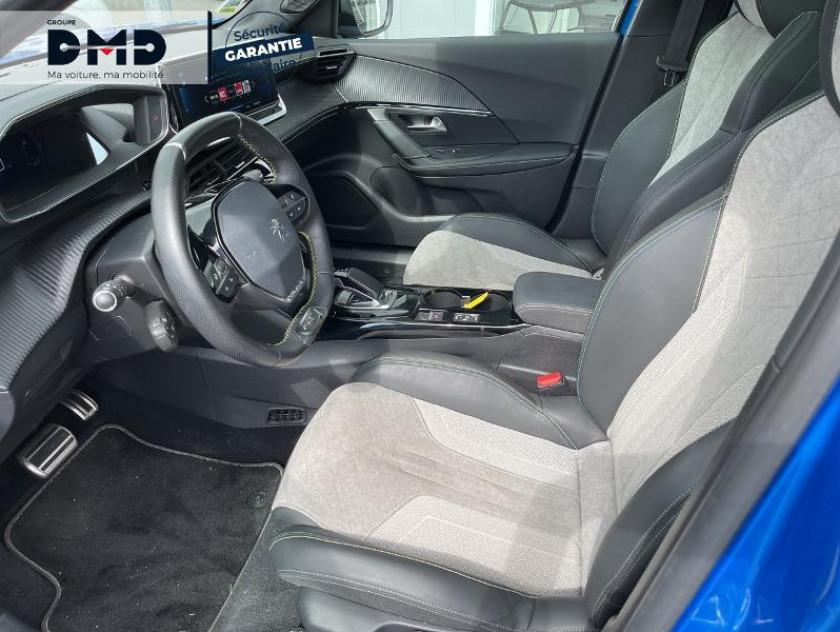 Peugeot 2008 E-2008 136ch Gt Line - Visuel #9