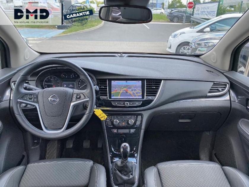 Opel Mokka X 1.4 Turbo 140 Black Edition 4x2 Euro6d-t - Visuel #5