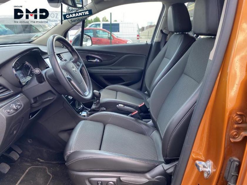 Opel Mokka X 1.4 Turbo 140 Black Edition 4x2 Euro6d-t - Visuel #9