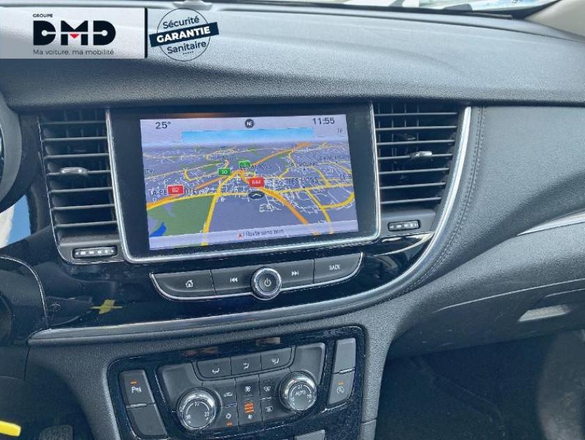 Opel Mokka X 1.4 Turbo 140 Black Edition 4x2 Euro6d-t - Visuel #6