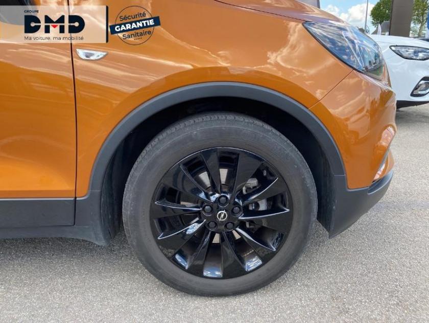 Opel Mokka X 1.4 Turbo 140 Black Edition 4x2 Euro6d-t - Visuel #13