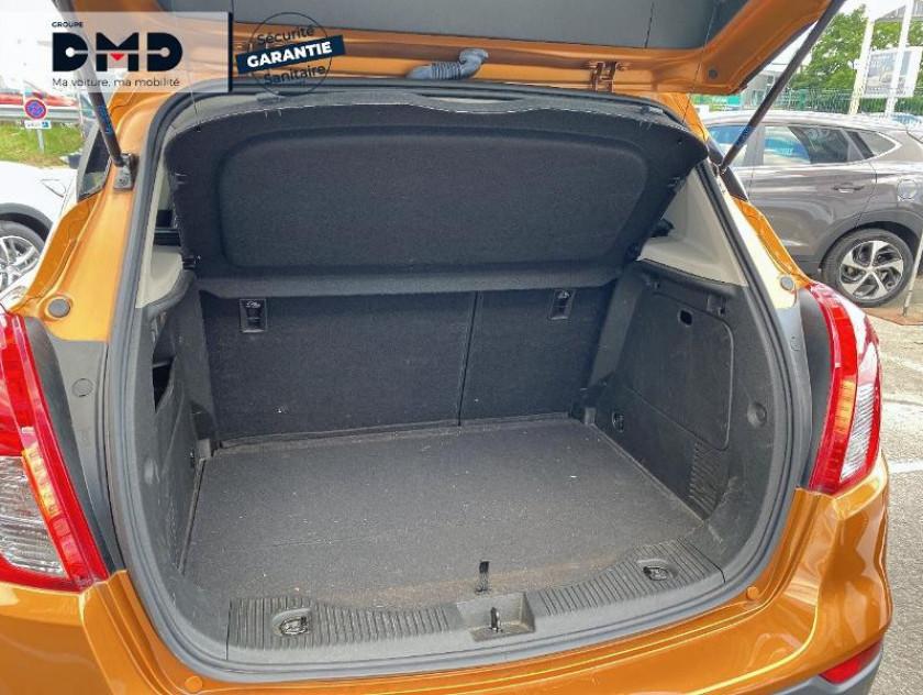 Opel Mokka X 1.4 Turbo 140 Black Edition 4x2 Euro6d-t - Visuel #12