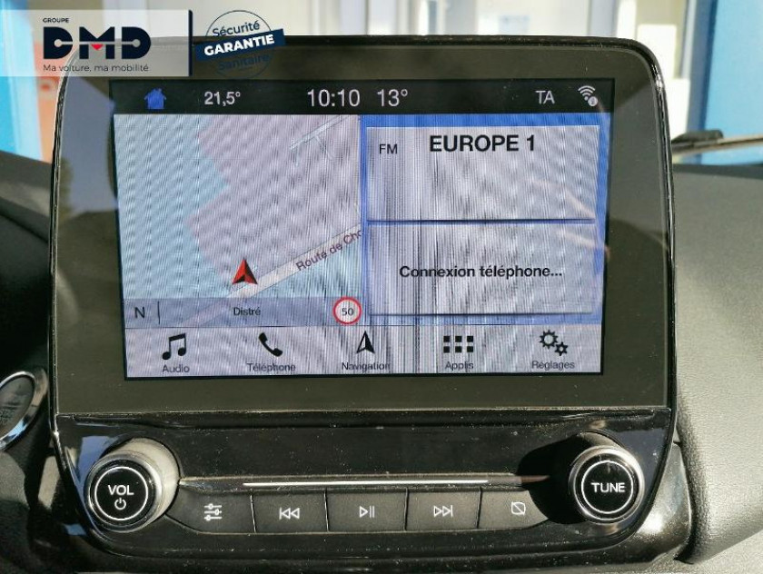Ford Ecosport 1.0 Ecoboost 125ch Titanium Bva6 Euro6.2 - Visuel #6