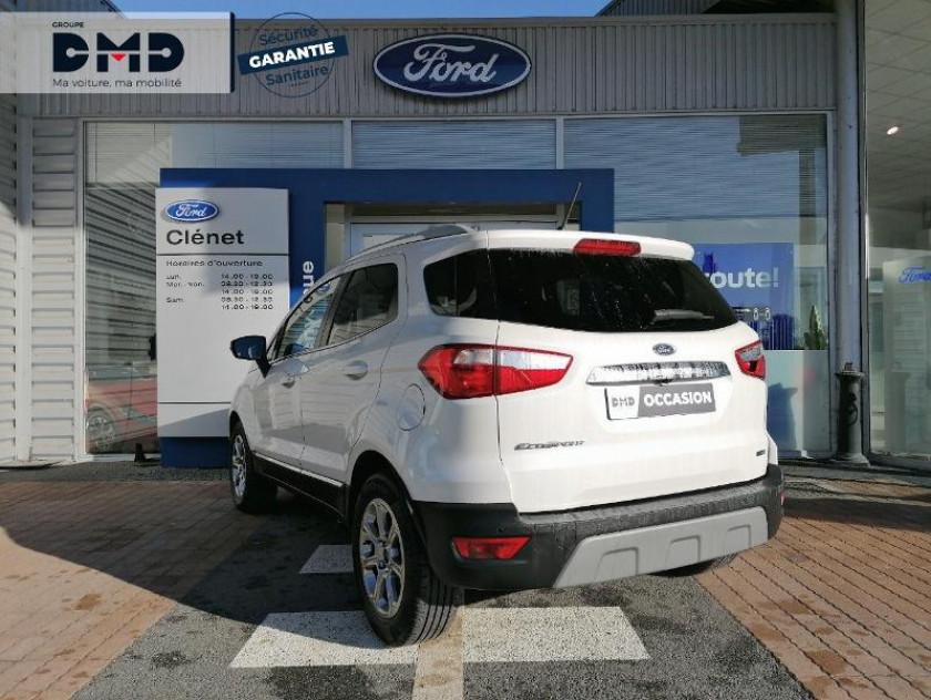 Ford Ecosport 1.0 Ecoboost 125ch Titanium Bva6 Euro6.2 - Visuel #3