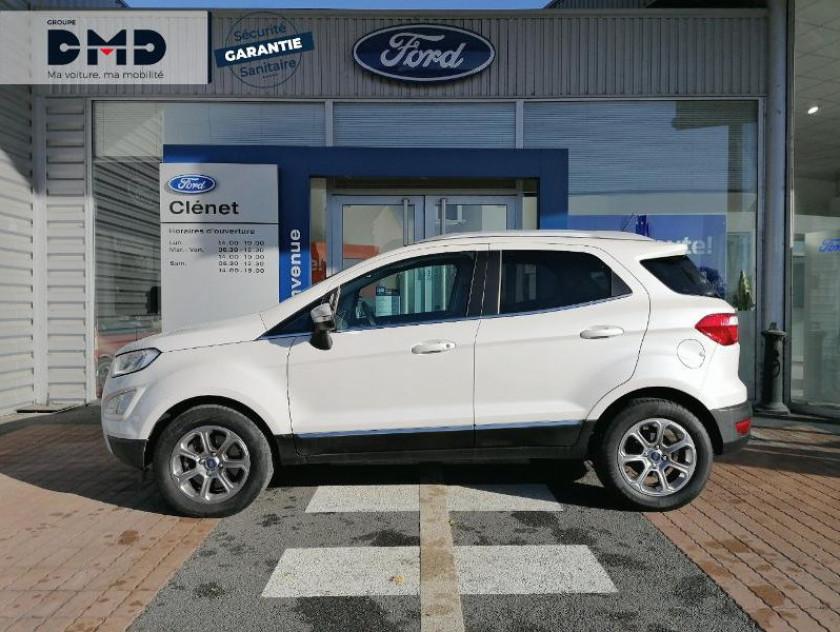 Ford Ecosport 1.0 Ecoboost 125ch Titanium Bva6 Euro6.2 - Visuel #2