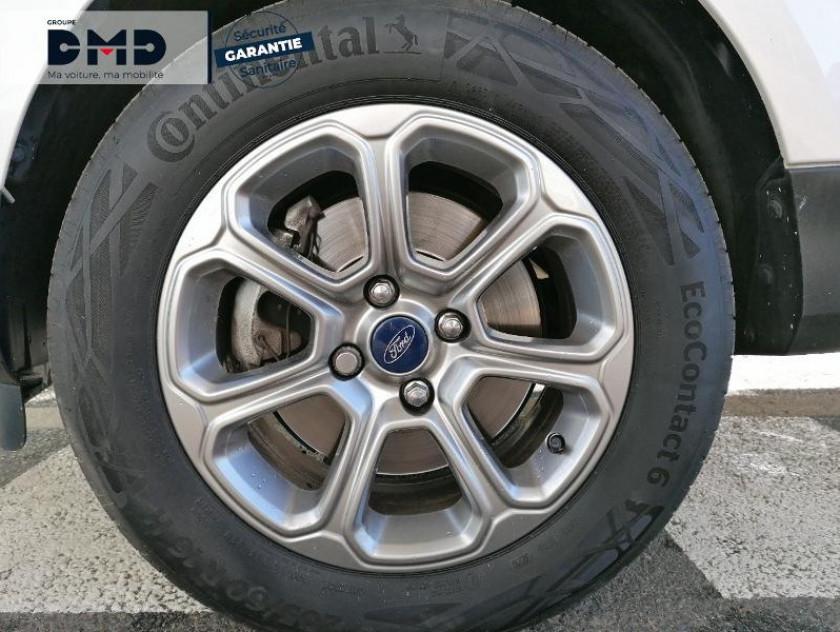 Ford Ecosport 1.0 Ecoboost 125ch Titanium Bva6 Euro6.2 - Visuel #13