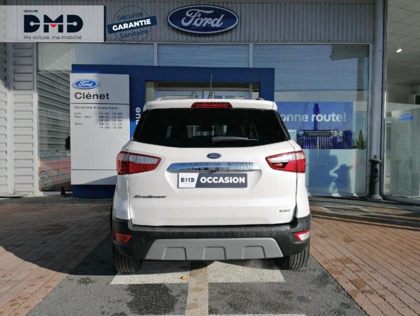 Ford Ecosport 1.0 Ecoboost 125ch Titanium Bva6 Euro6.2 - Visuel #11