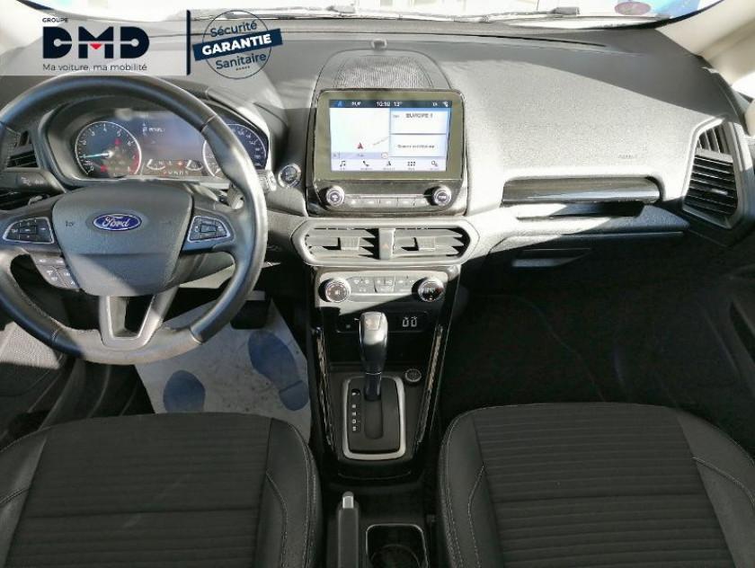 Ford Ecosport 1.0 Ecoboost 125ch Titanium Bva6 Euro6.2 - Visuel #5