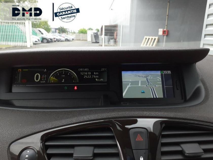 Renault Scenic 1.6 Dci 130ch Energy Initiale Eco² - Visuel #6