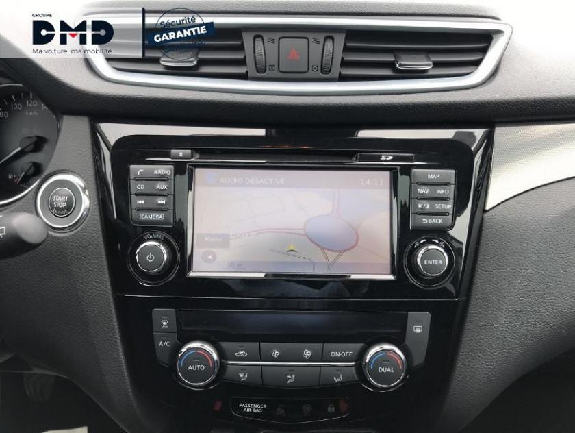 Nissan Qashqai 1.3 Dig-t 140ch N-connecta 2019 - Visuel #6