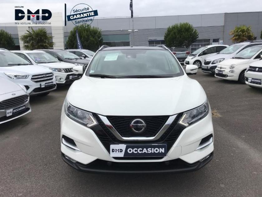 Nissan Qashqai 1.3 Dig-t 140ch N-connecta 2019 - Visuel #4