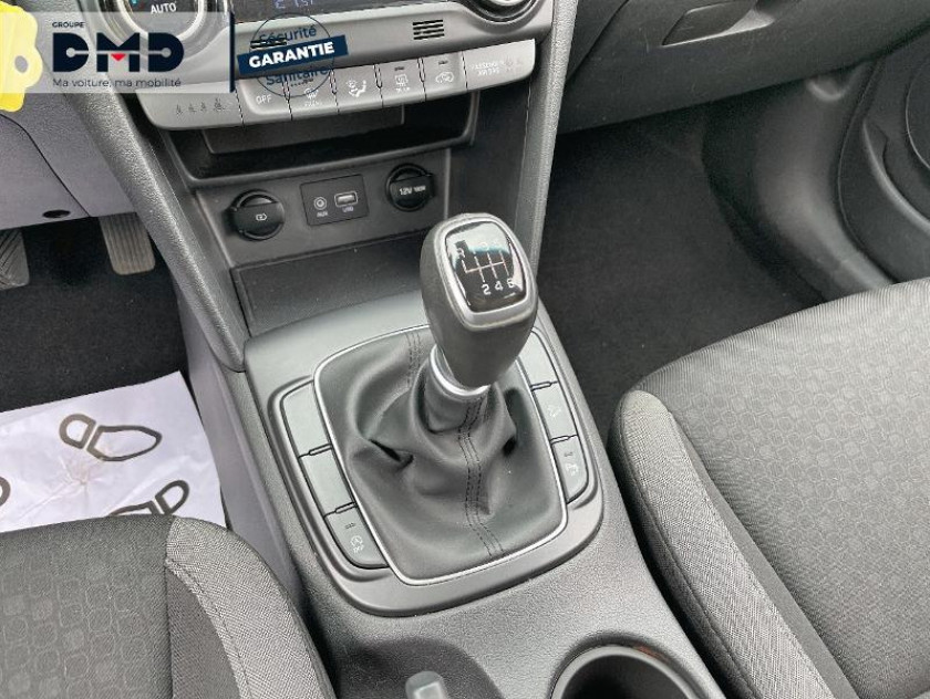 Hyundai Kona 1.0 T-gdi 120ch Fap Intuitive - Visuel #8