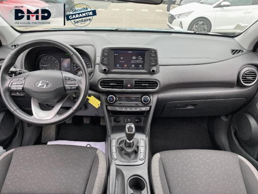 Hyundai Kona 1.0 T-gdi 120ch Fap Intuitive - Visuel #5
