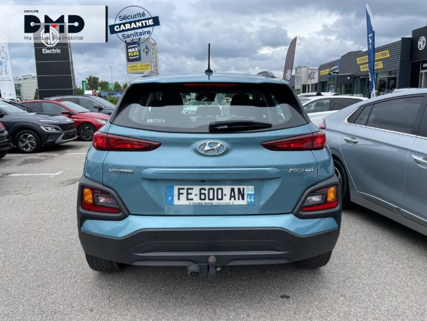 Hyundai Kona 1.0 T-gdi 120ch Fap Intuitive - Visuel #11