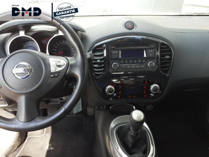 Nissan Juke 1.5 Dci 110ch Fap Acenta - Visuel #5